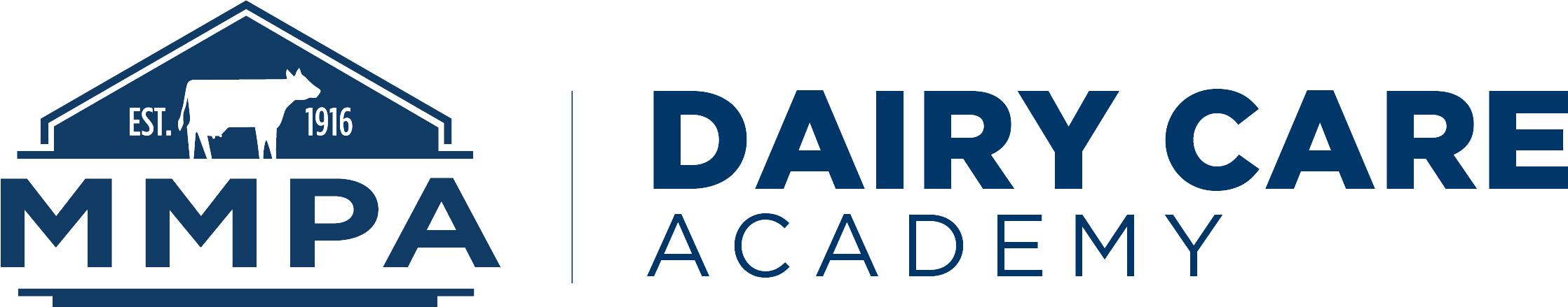 MMPA Dairy Care Academy - Animal Care Training - Logo
