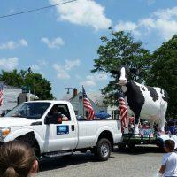 2-July 4th parade, Hadley, MI